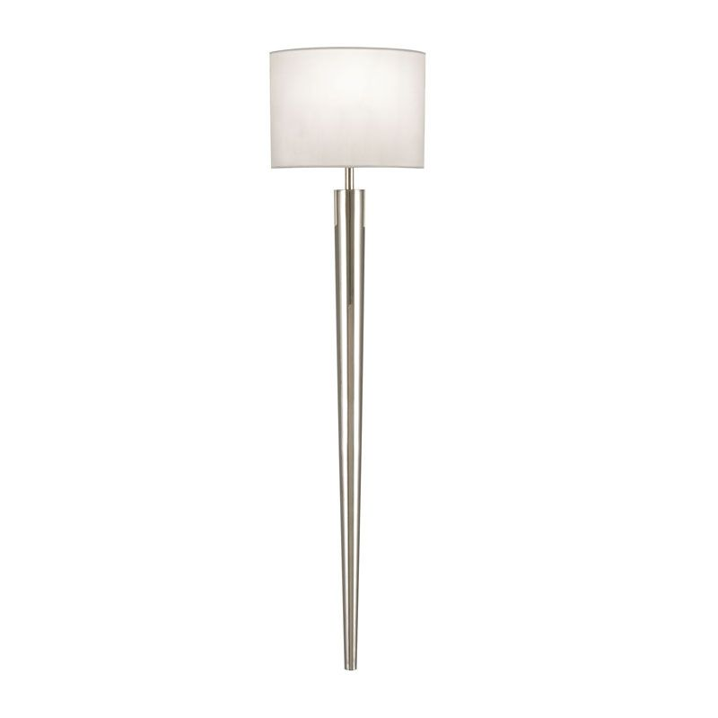 Fine Art Lamps 845450ST 1 Light ADA Wall Sconce in Polished Nickel Sale $567.00 ITEM#: 2734107 MODEL# :845450ST :