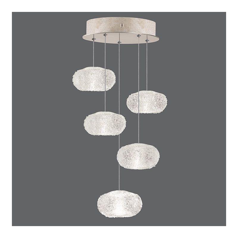 Fine Art Lamps 852440-12ST Natural Inspirations 5 Light Multi Light Sale $1722.00 ITEM#: 2730900 MODEL# :852440-22ST :