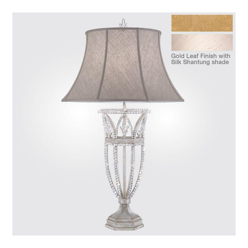 Fine Art Lamps 859410-2ST 1 Light Accent Table Lamp in Brandenburg Sale $2373.00 ITEM#: 2734218 MODEL# :859410-2ST :