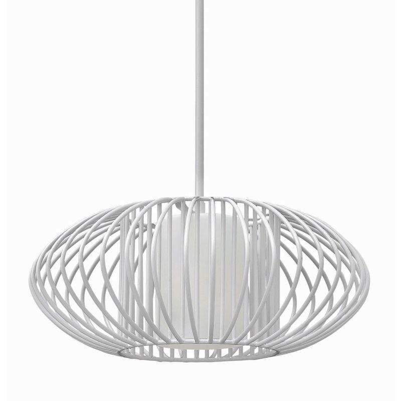 Fredrick Ramond FR32557 1 Light Full Sized Pendant from the Vibe Sale $469.00 ITEM#: 2658662 MODEL# :FR32557CLD UPC#: 640665000870 :