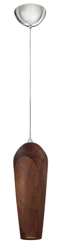 Fredrick Ramond FR35002 1 Light Full Sized Solid Walnut LED Pendant Sale $558.00 ITEM#: 2658674 MODEL# :FR35002WAL UPC#: 640665002119 :