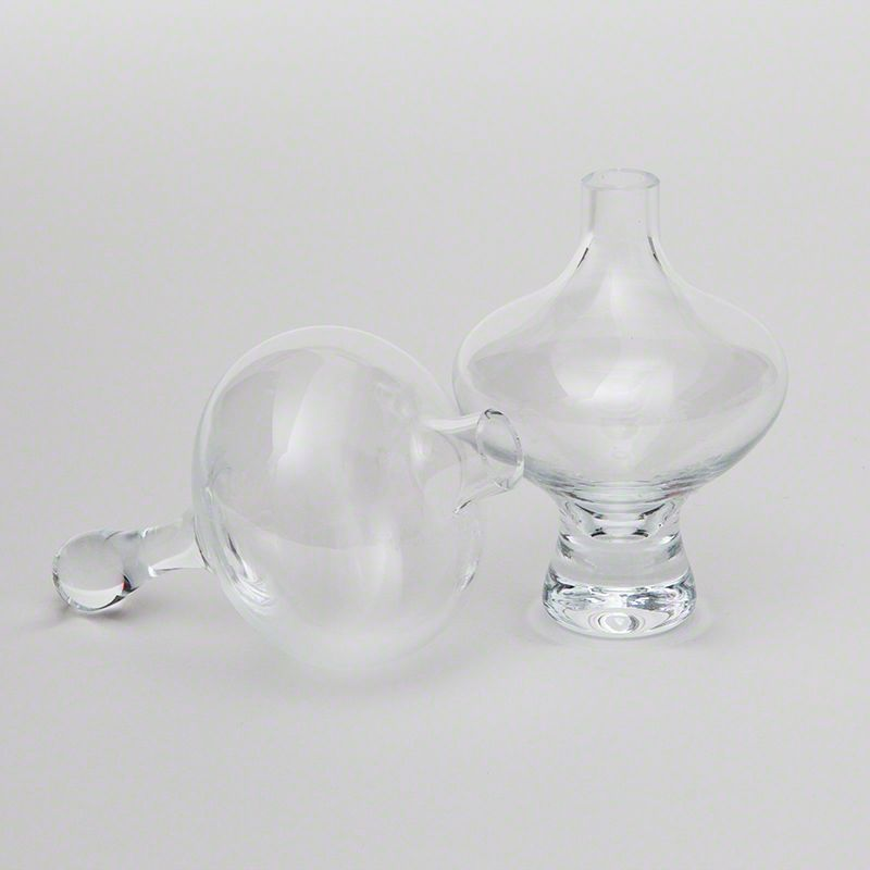 Global Views Mini Floating Vase - Available in 2 Sizes Droplet Vase