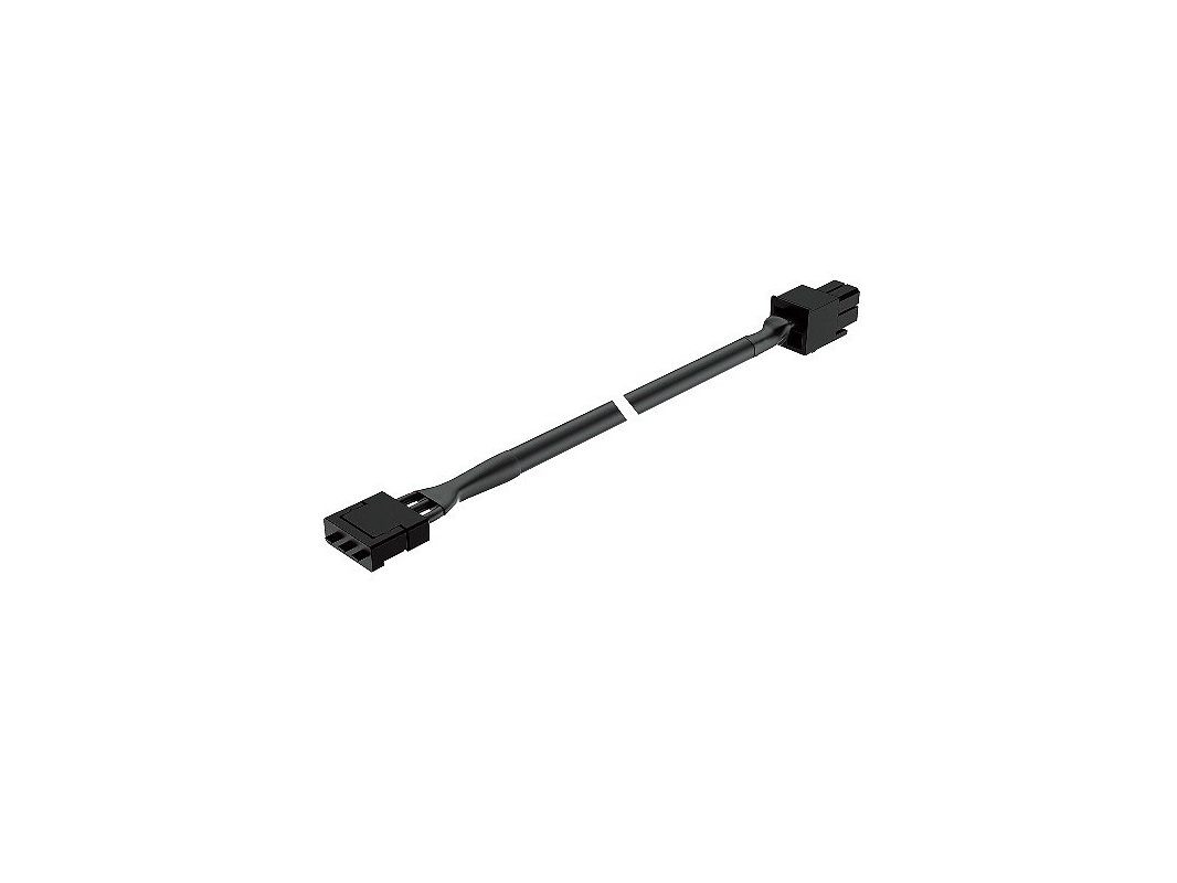 "Hafele 833.89.055 40"" Lead for Modular Switch Black Accessory Cords"