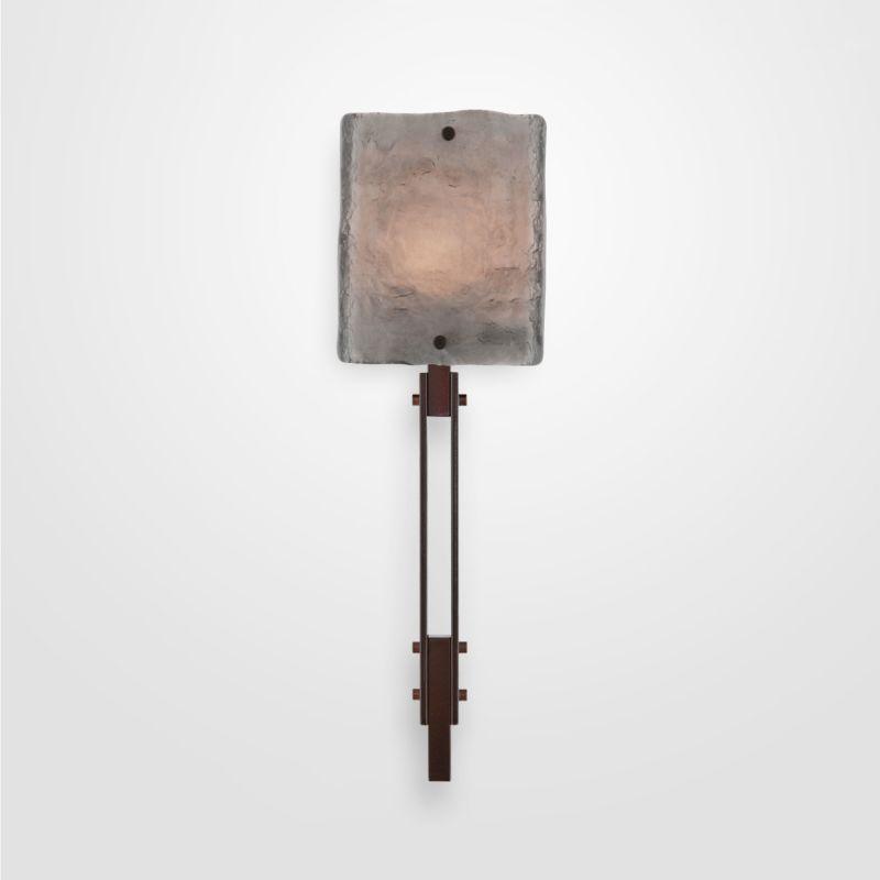 "Hammerton Studio CSB0026-0D Urban Loft Single Light 21"" High Wall Sale $550.00 ITEM#: 2960622 MODEL# :CSB0026-0D-RB-XX-XX :"
