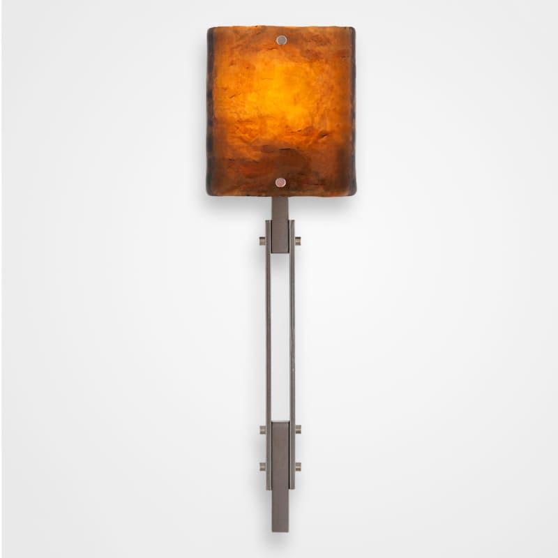 "Hammerton Studio CSB0026-0D Urban Loft Single Light 21"" High Wall Sale $550.00 ITEM#: 2960623 MODEL# :CSB0026-0D-SN-XX-XX :"