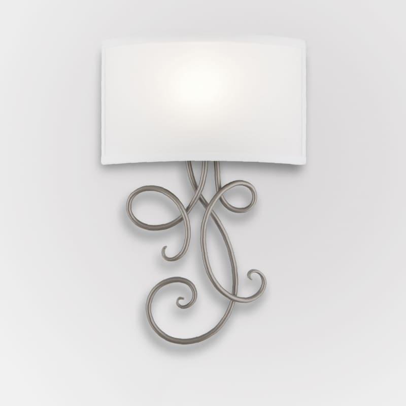 "Hammerton Studio CSB0029-0C-SH Script Single Light 19"" High Wall Sale $550.00 ITEM#: 2960638 MODEL# :CSB0029-0C-BS-SH-XX :"