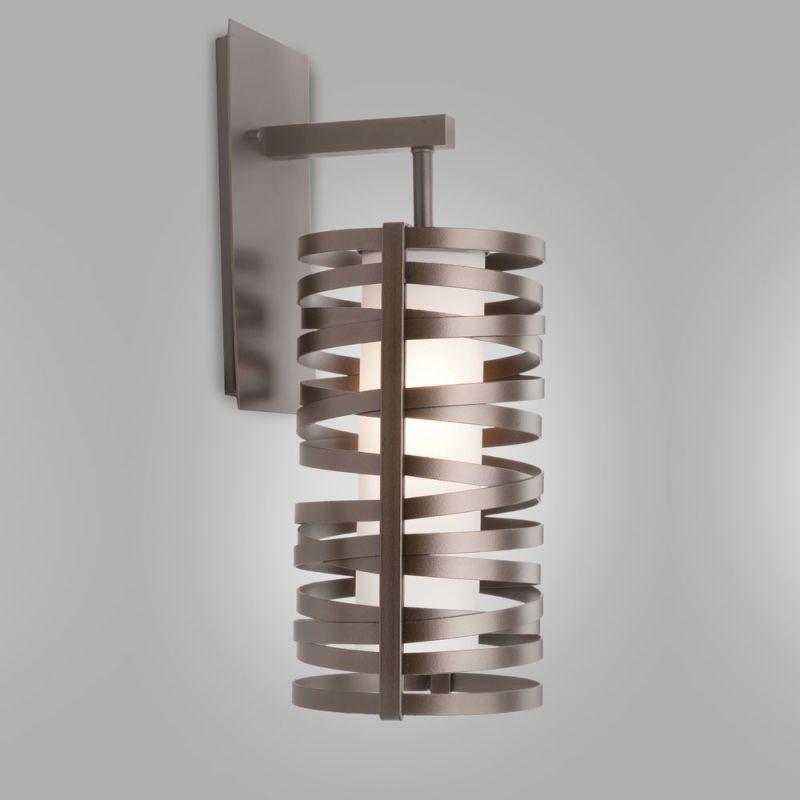 """Hammerton Studio IDB0013-11 Tempest Single Light 16"""" High Wall Sconce Sale $550.00 ITEM#: 2960709 MODEL# :IDB0013-11-FB-XX-XX :"""
