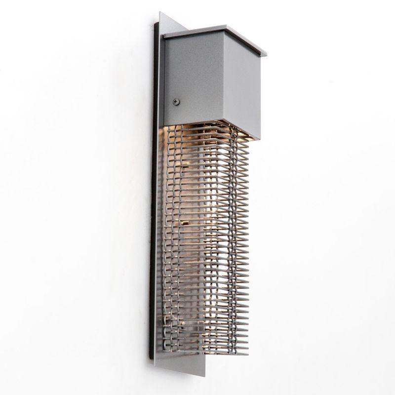 "Hammerton Studio ODB0040-16-M2 Outdoor Single Light 16"" High Flush Sale $695.00 ITEM#: 2960877 MODEL# :ODB0040-16-AG-XX-G1 :"