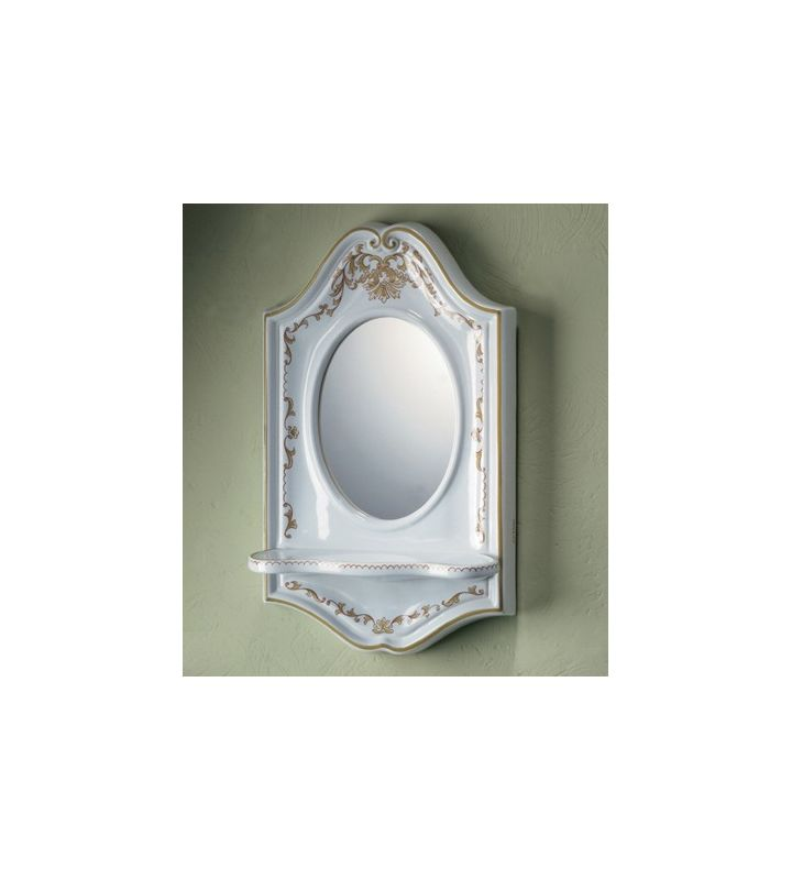 """Herbeau 1206 Sophie Collection 20"""" Mirror for Use with Decorative"""
