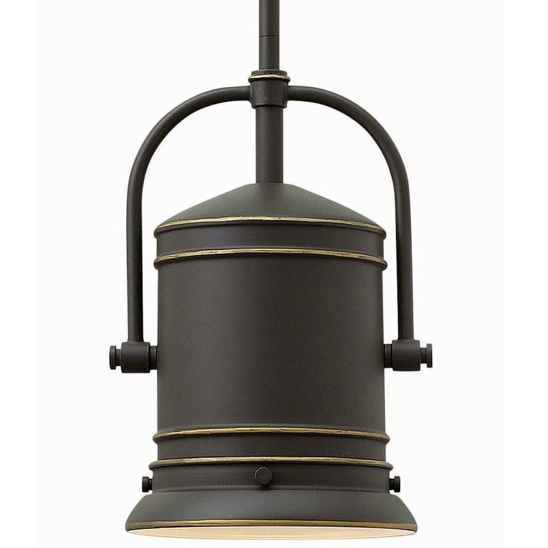 "Hinkley Lighting 3254 1 Light 11"" Height Indoor Mini Pendant from the"