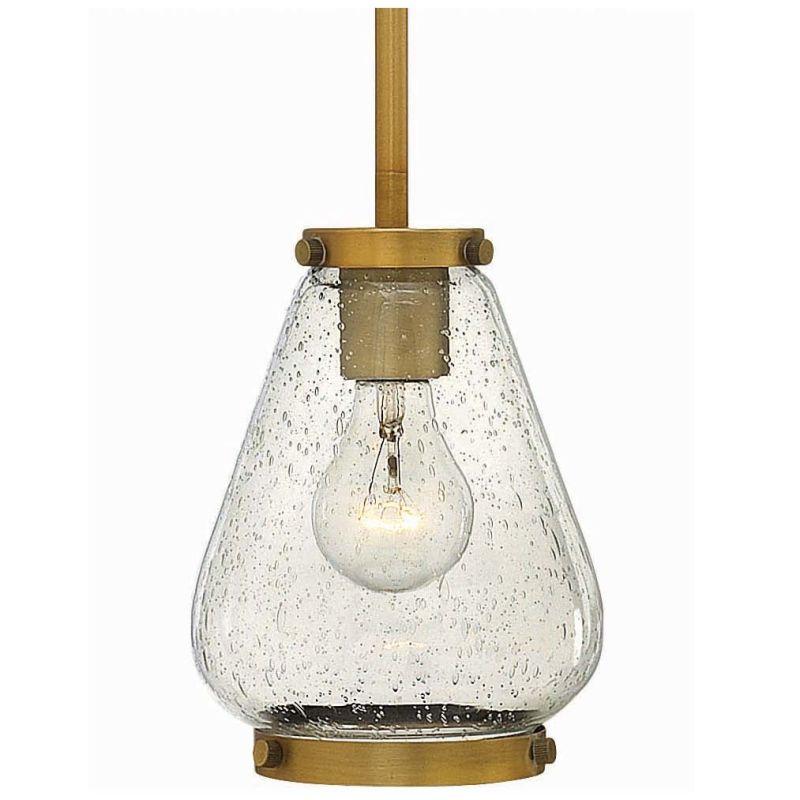 Hinkley Lighting 3687 1 Light Indoor Mini Pendant from the Finley