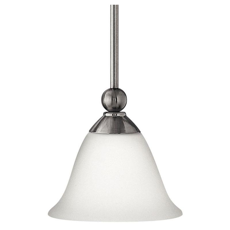 Hinkley Lighting H4667 1 Light Indoor Mini Pendant from the Bolla Sale $99.00 ITEM#: 311670 MODEL# :4667BN UPC#: 640665466713 :