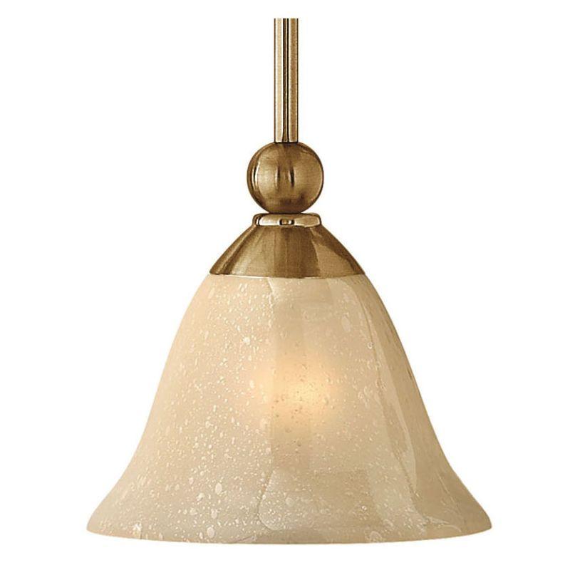 Hinkley Lighting H4667 1 Light Indoor Mini Pendant from the Bolla Sale $99.00 ITEM#: 1709065 MODEL# :4667BR UPC#: 640665466706 :