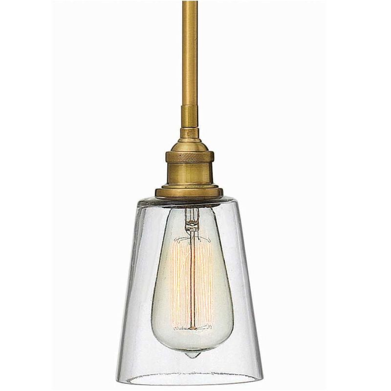 Hinkley Lighting 4937 1 Light Indoor Mini Pendant from the Gatsby
