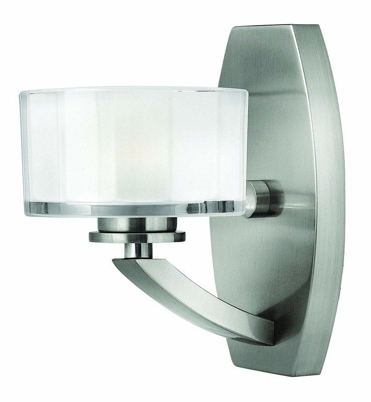 """Hinkley Lighting 5590-LED 1 Light 5"""" Width LED Bathroom Sconce from"""