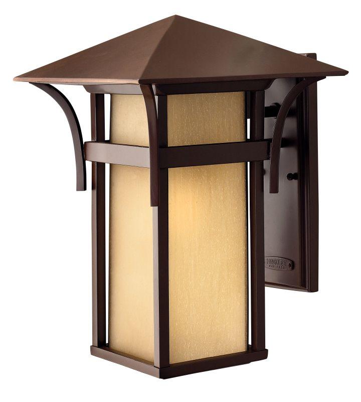 "Hinkley Lighting H2575-LED 16.25"" Height LED Outdoor Lantern Wall"