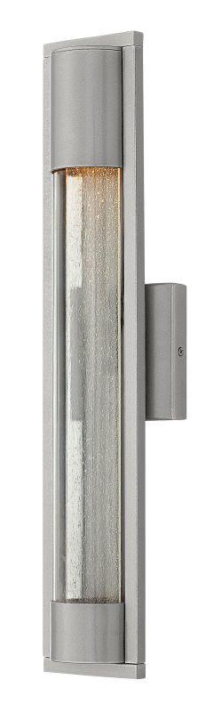 Hinkley Lighting 1224 1 Light ADA Compliant Outdoor Wall Sconce From Sale $189.00 ITEM#: 2951161 MODEL# :1224TT UPC#: 640665122459 :