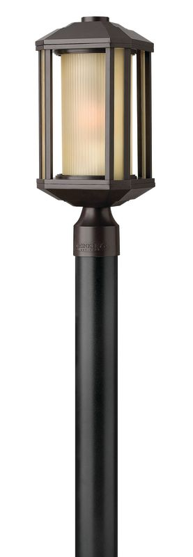 Hinkley Lighting 1391-LED 1 Light LED Post Light from the Castelle Sale $299.00 ITEM#: 2634933 MODEL# :1391BZ-LED UPC#: 640665139174 :
