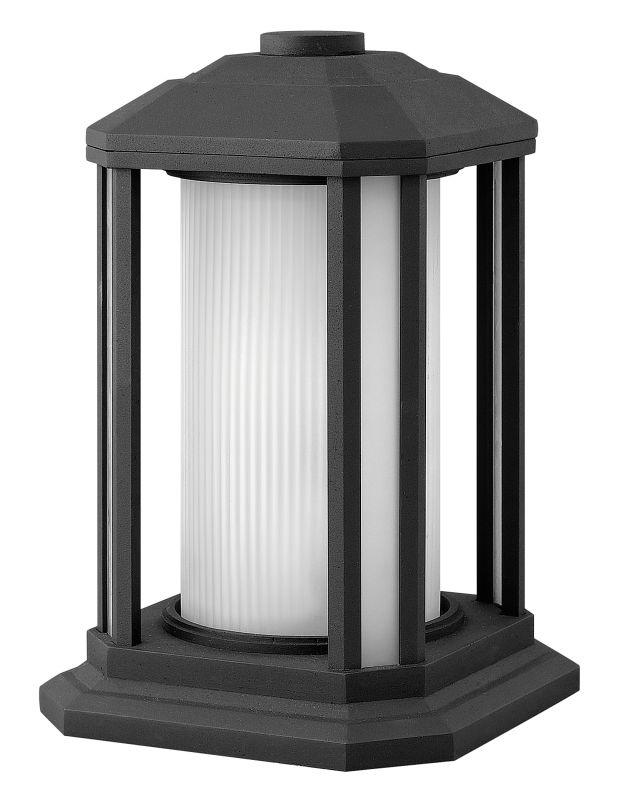 Hinkley Lighting 1397-GU24 1 Light Pier Mount Light from the Castelle