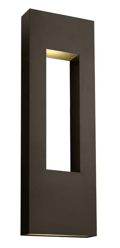 Hinkley Lighting 1639 3 Light Dark Sky ADA Compliant Outdoor Ambient Sale $799.00 ITEM#: 2609253 MODEL# :1639BZ UPC#: 640665163933 :
