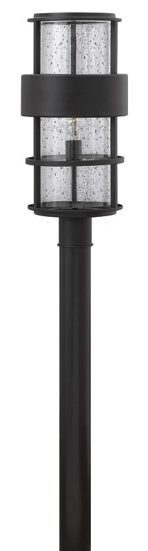 Hinkley Lighting 1901 1 Light Post Light from the Saturn Collection
