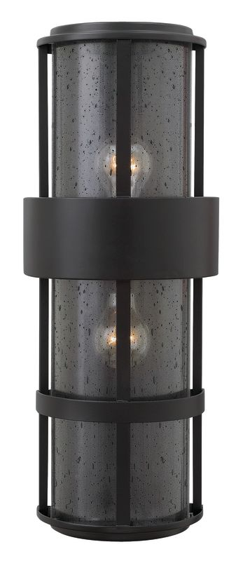 "Hinkley Lighting 1909 2 Light 20.5"" Height Outdoor Ambient Wall Sconce"