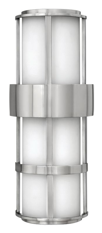 "Hinkley Lighting 1909-LED 2 Light 20.5"" Height LED Outdoor Ambient"