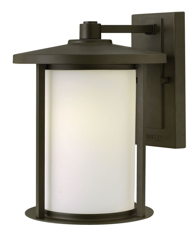 "Hinkley Lighting 1914-GU24 12"" Height 1 Light Lantern Fluorescent"