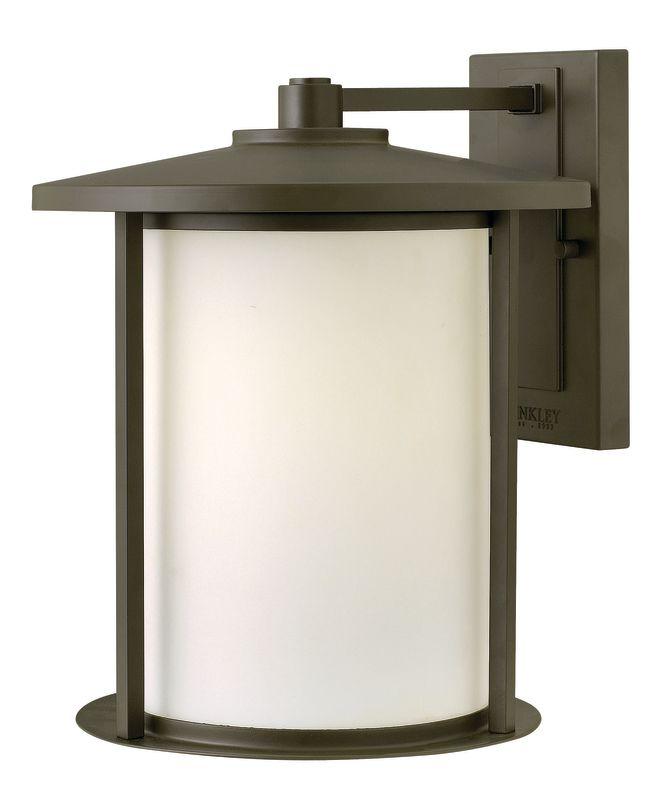 """Hinkley Lighting 1915-LED 1 Light 13.5"""" Height LED Outdoor Lantern"""