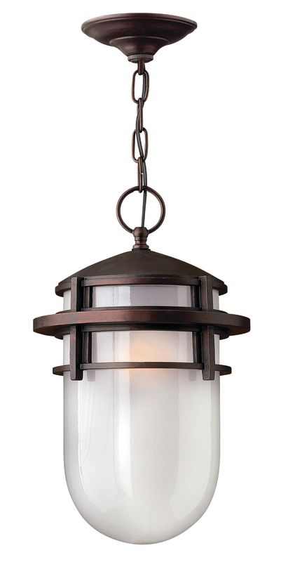 Hinkley Lighting 1952-LED 1 Light LED Outdoor Small Pendant from the Sale $349.00 ITEM#: 2635050 MODEL# :1952VZ-LED UPC#: 640665195712 :