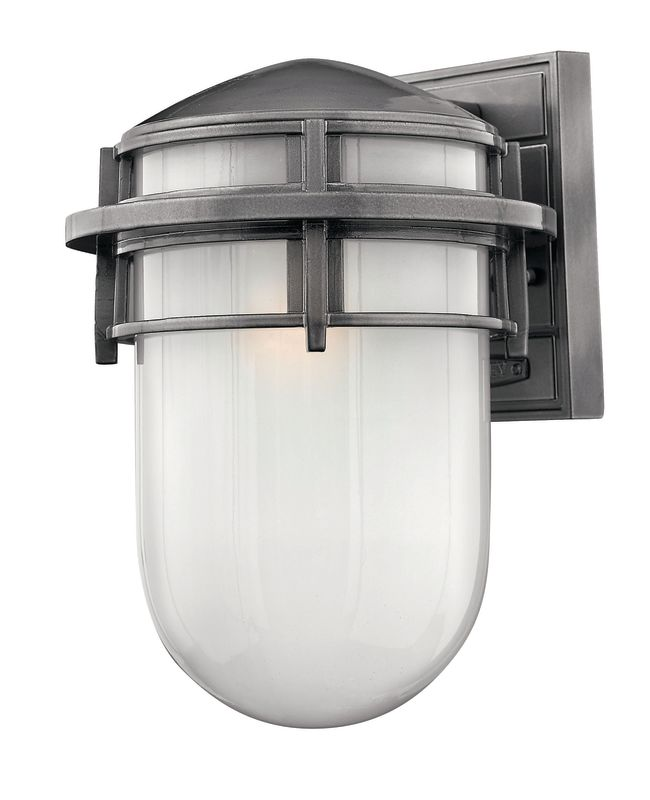 "Hinkley Lighting 1954-LED 1 Light 12.75"" Height LED Outdoor Lantern Sale $299.00 ITEM#: 2635051 MODEL# :1954HE-LED UPC#: 640665195729 :"