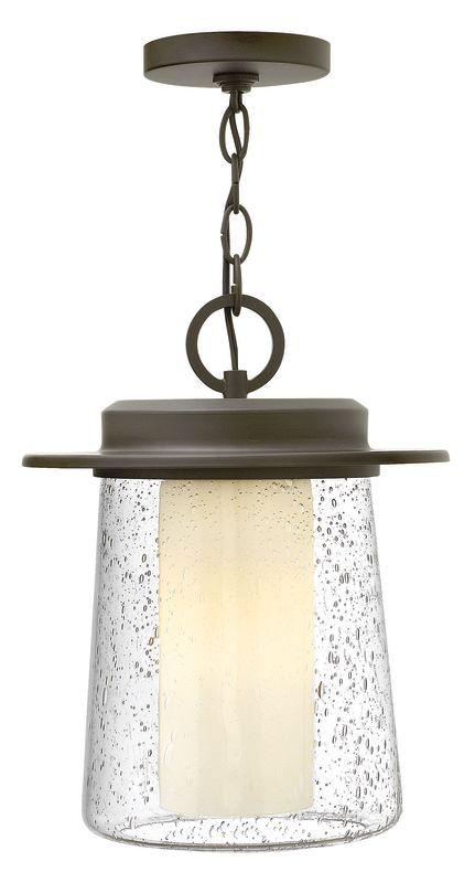 Hinkley Lighting 2012-LED 1 Light LED Full Sized Outdoor Pendant from