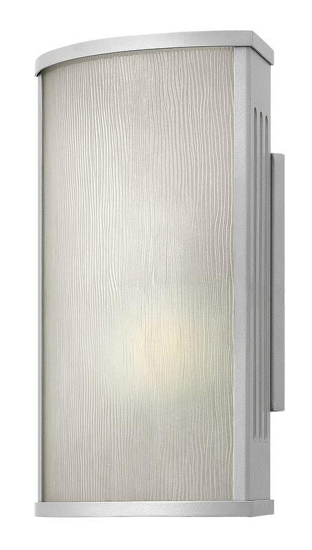 "Hinkley Lighting 2110-LED 1 Light 12"" Height LED Outdoor Ambient Wall Sale $309.00 ITEM#: 2635090 MODEL# :2110TT-LED UPC#: 640665211054 :"