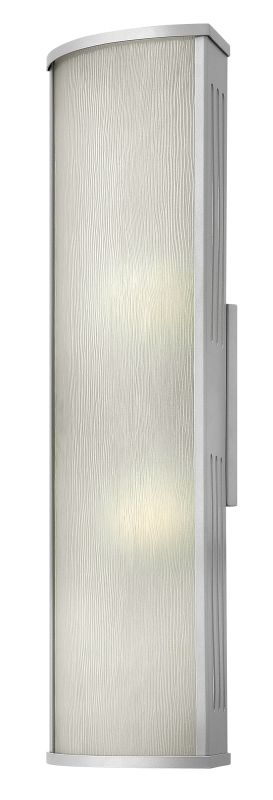 "Hinkley Lighting 2115-GU24 24"" Height 2 Light Fluorescent Outdoor Wall"