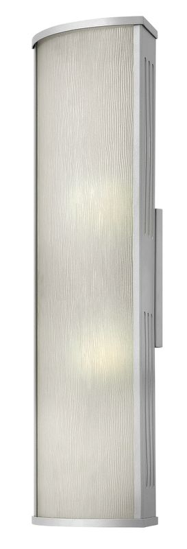 "Hinkley Lighting 2115-LED 2 Light 24"" Height LED Outdoor Ambient Wall"