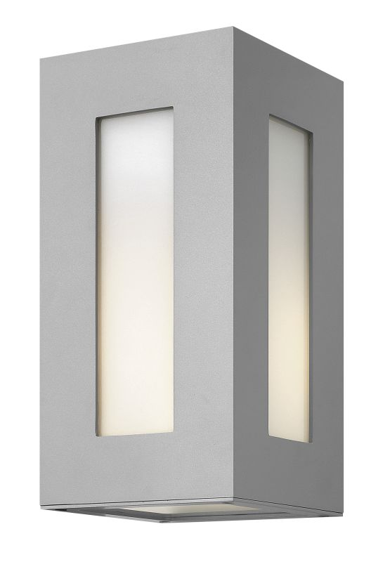 """Hinkley Lighting 2190 12.25"""" Height 1 Light Outdoor Wall Sconce from"""