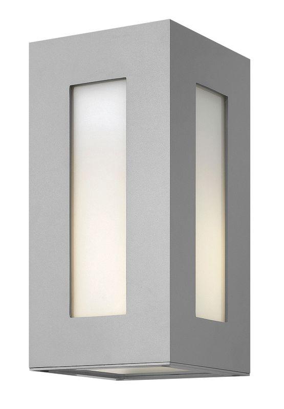 """Hinkley Lighting 2190-LED 2 Light 12.25"""" Height LED Outdoor Flush Sale $399.00 ITEM#: 2635103 MODEL# :2190TT-LED UPC#: 640665219050 :"""