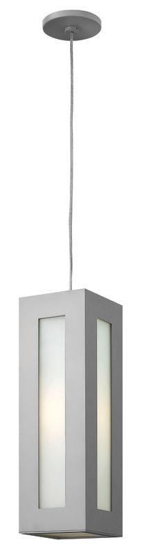 Hinkley Lighting 2192-LED 1 Light LED Outdoor Small Pendant from the Sale $489.00 ITEM#: 2635107 MODEL# :2192TT-LED UPC#: 640665219258 :