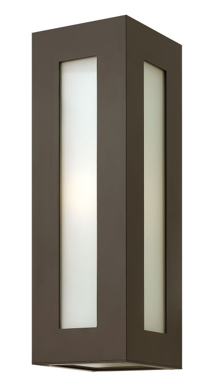 """Hinkley Lighting 2194 18.25"""" Height 1 Light Outdoor Wall Sconce from"""