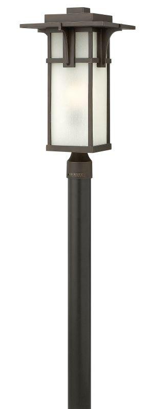 Hinkley Lighting 2231-LED 1 Light LED Post Light from the Manhattan