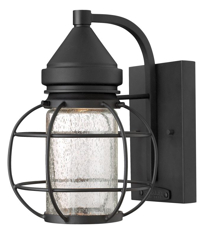 "Hinkley Lighting 2250 9.75"" Height 1 Light Dark Sky Lantern Outdoor"