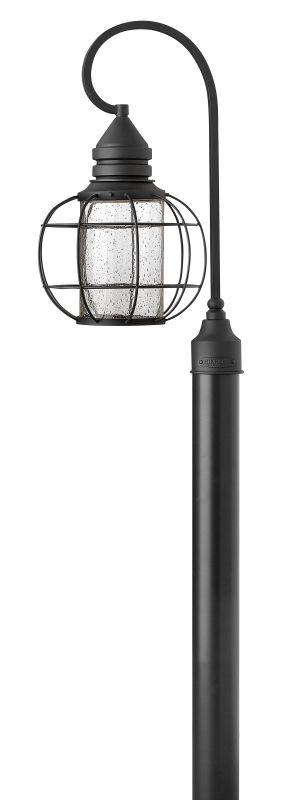 Hinkley Lighting 2251 1 Light Post Light from the New Castle