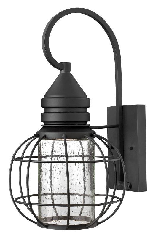 "Hinkley Lighting 2254 16.75"" Height 1 Light Dark Sky Lantern Outdoor"