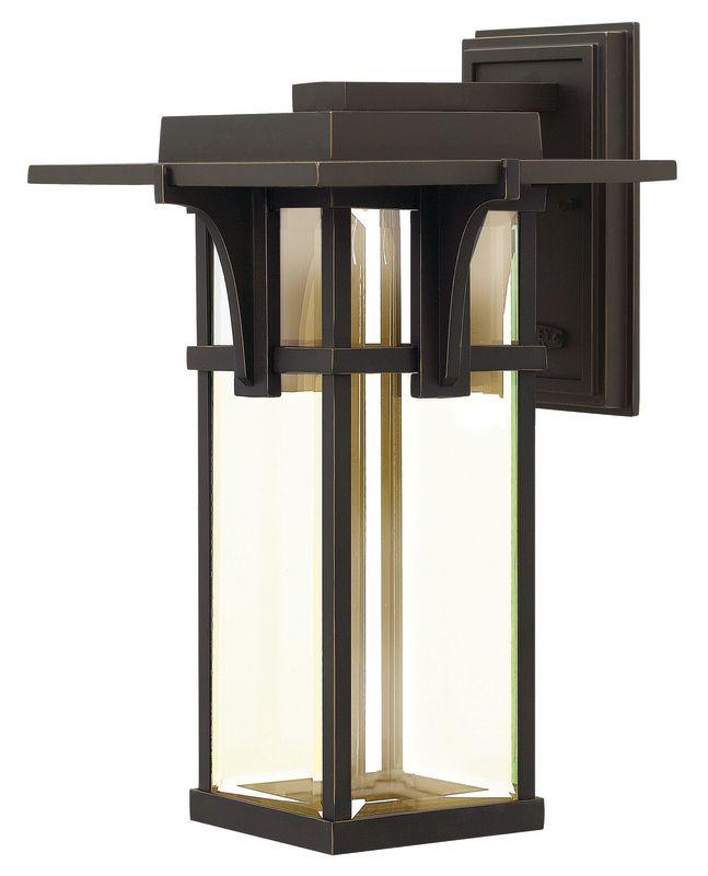"Hinkley Lighting 2325-LED 18.5"" Height LED Outdoor Lantern Wall Sconce"