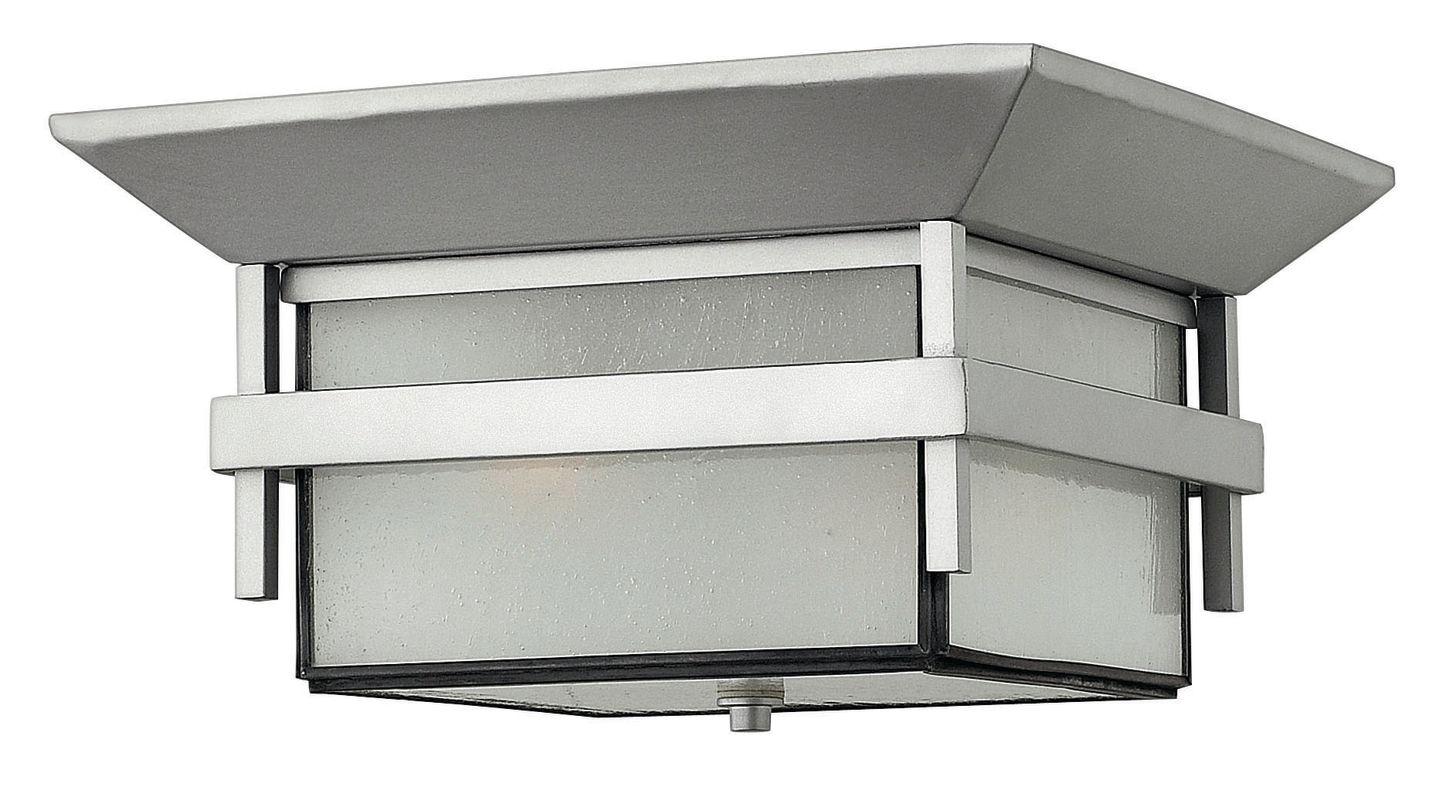 Hinkley Lighting 2573-LED 1 Light LED Outdoor Flush Mount Ceiling Sale $409.00 ITEM#: 2635137 MODEL# :2573TT-LED UPC#: 640665257762 :