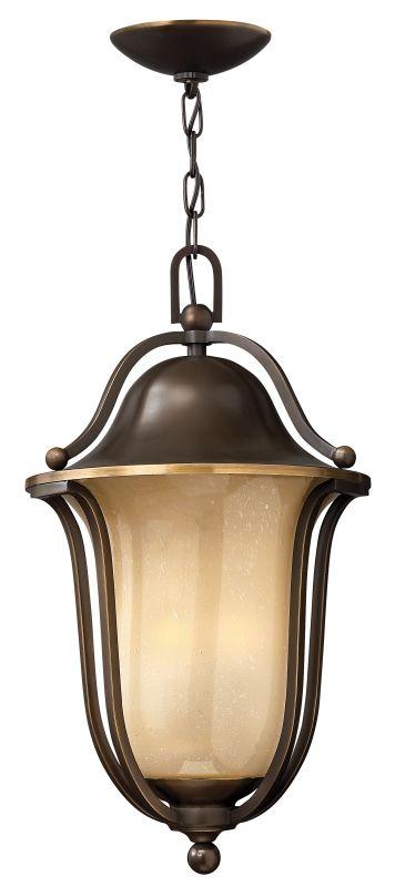 Hinkley Lighting 2632-GU24 1 Light Outdoor Lantern Pendant with Sale $409.00 ITEM#: 2173047 MODEL# :2632OB-GU24 UPC#: 640665263275 :