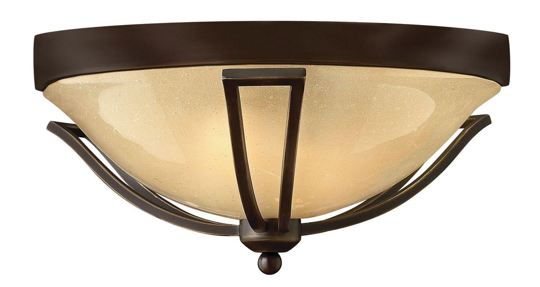 Hinkley Lighting 2633-LED 1 Light LED Outdoor Flush Mount Ceiling Sale $559.00 ITEM#: 2635150 MODEL# :2633OB-LED UPC#: 640665263497 :