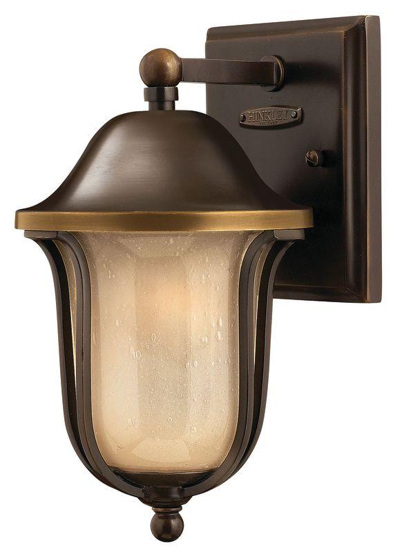 Hinkley Lighting 2636-GU24 1 Light Title 24 Fluorescent Outdoor Sale $189.00 ITEM#: 2635153 MODEL# :2636OB-GU24 UPC#: 640665263640 :