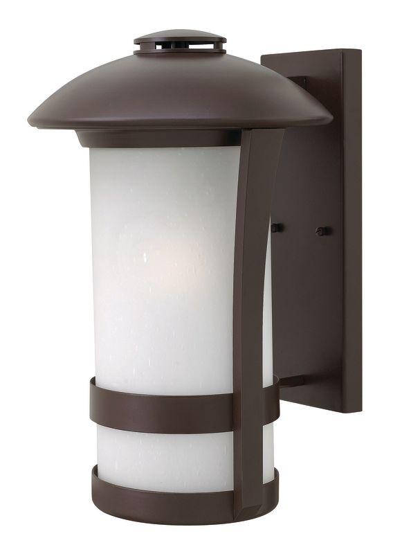 "Hinkley Lighting 2705 17.25"" Height 1 Light Lantern Outdoor Wall Sale $309.00 ITEM#: 2362048 MODEL# :2705AR UPC#: 640665270501 :"