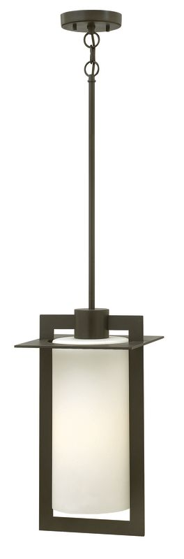 Hinkley Lighting 2922 1 Light Outdoor Small Pendant from the Colfax Sale $239.00 ITEM#: 2635184 MODEL# :2922BZ UPC#: 640665292206 :